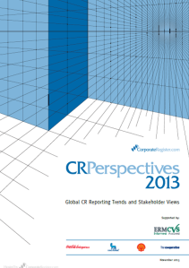 corporateregister CR PERSPECTIVES 2013