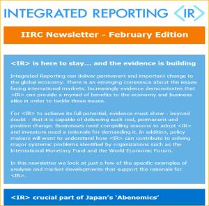 IR newsletter
