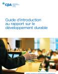CPA_Guide introduction du rapport sur le DD