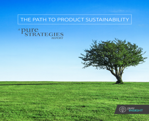 PATH TO PRODUCT SUSTAINABILITY
