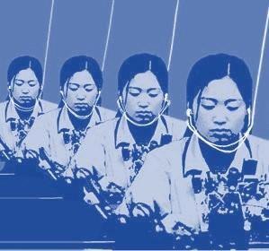 travailleurs asiatiques
