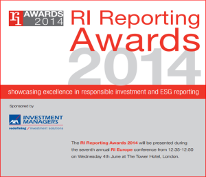 RI AWARDS 2014
