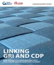 GRI CDP 2015