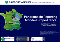 Couverture rapport annuel reporting